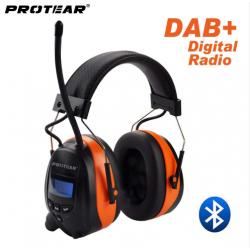 Bluetooth Gehörschutz mit DAB+