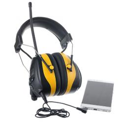 Gehörschutz mit Radio & MP3